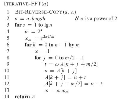 Simple Fft Code In C