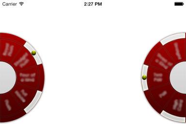 Screen shot of SliceButton