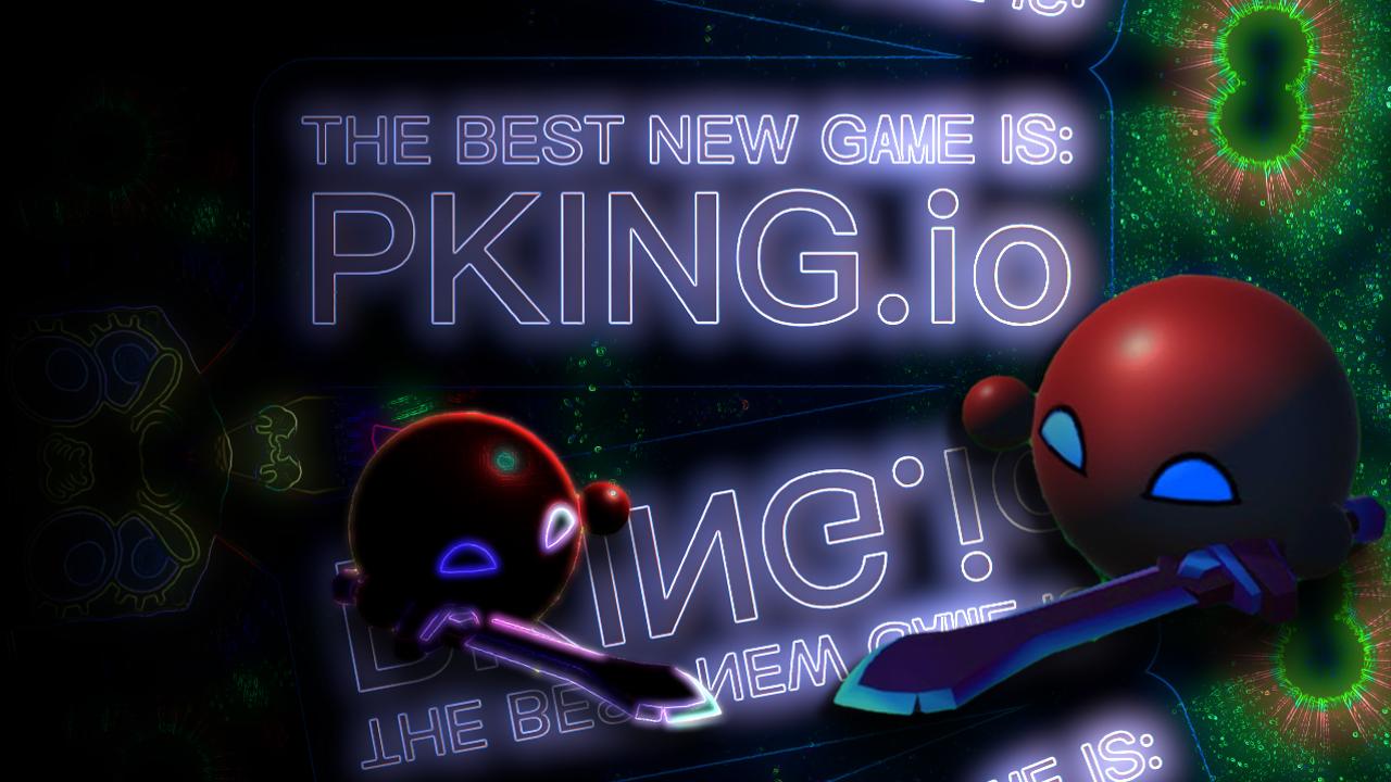 PKing.io Stylized Promo Image