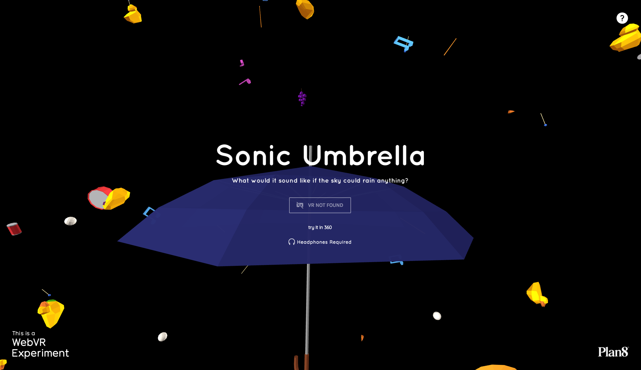 sonicumbrella