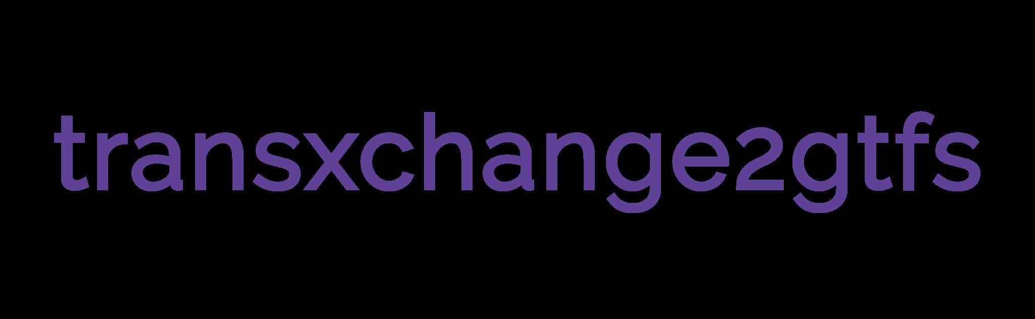 transxchange2gtfs