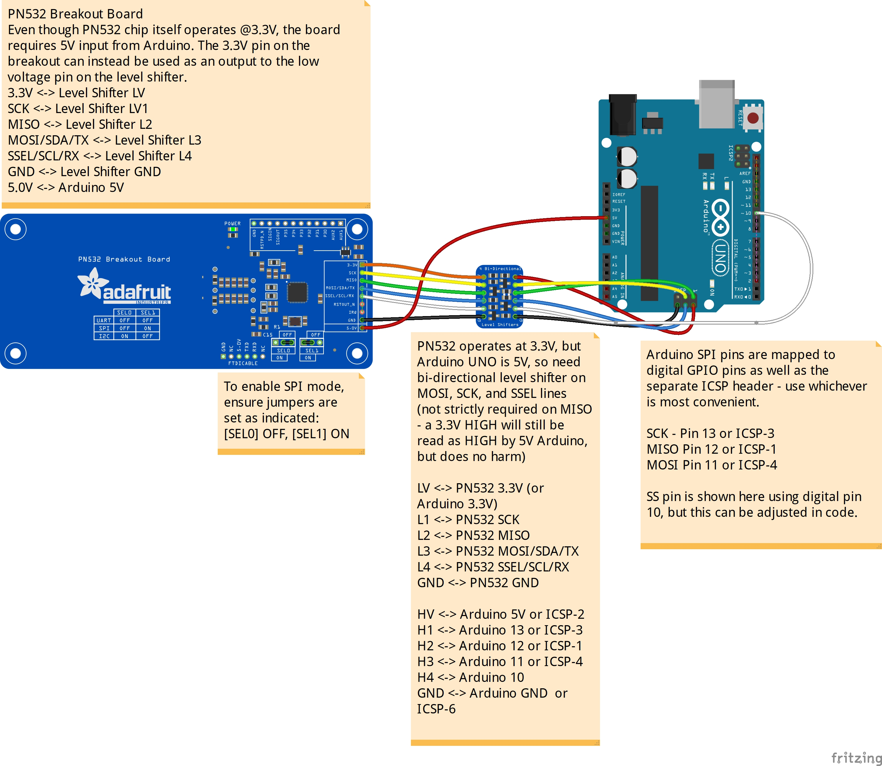 GitHub - playfultechnology/arduino-rfid-PN532: Interfacing