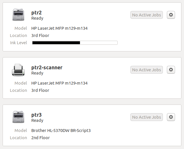 HP MFP M130nw and Linux · GitHub