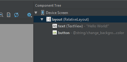 IDs changed in the Component Tree