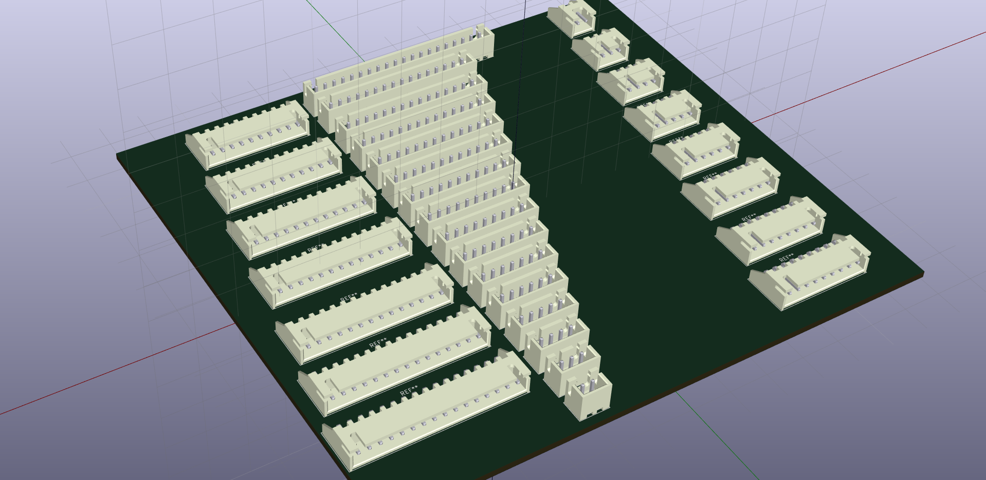 3D new library for Mechanical CAD exporting and enclosure