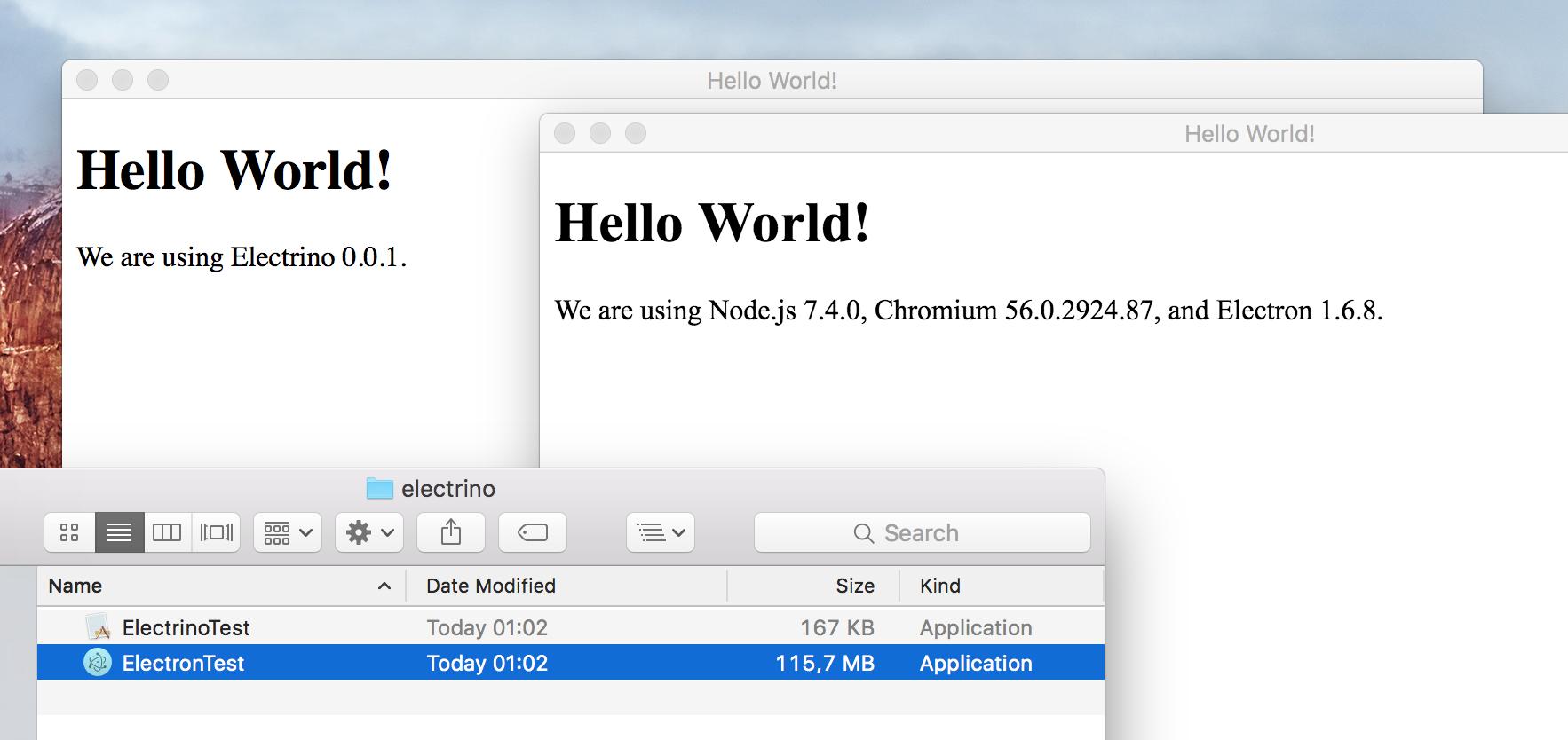 Screenshot from Mac Finder