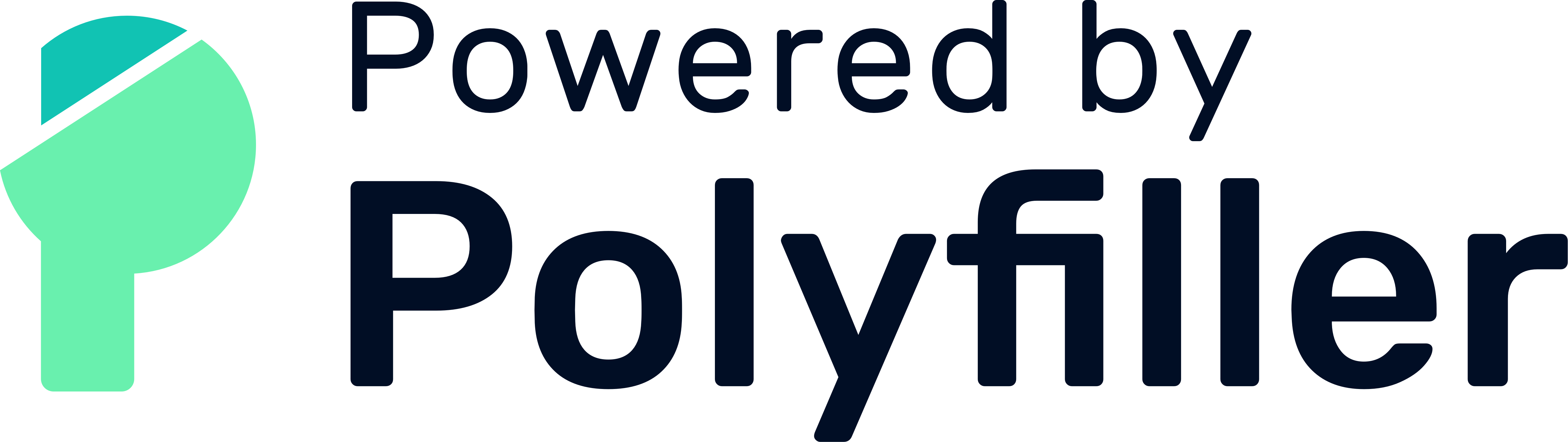 Powered by Polyfiller