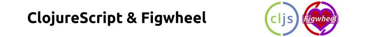 ClojureScript and Figwheel-main banner
