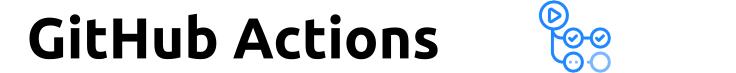 GitHub Actions banner