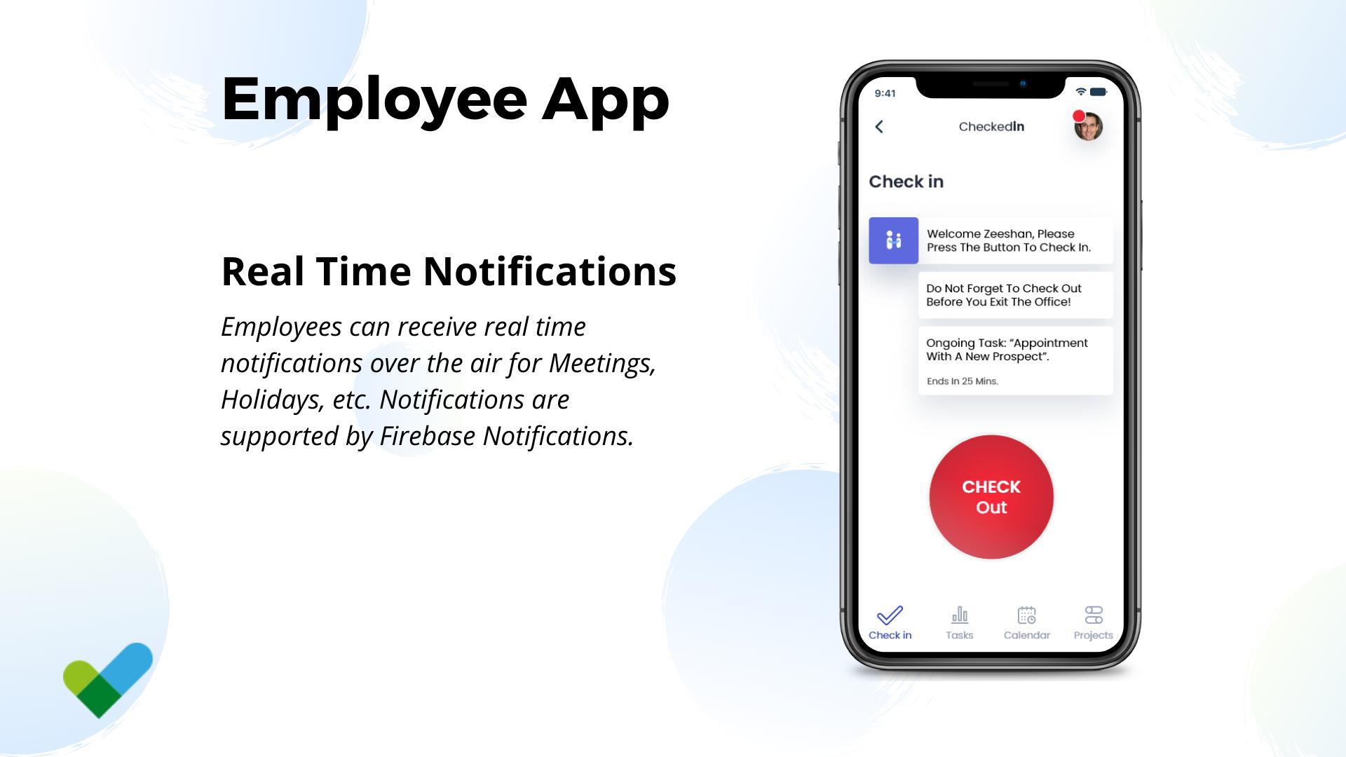 Remote Work tracking app in Flutter - 5
