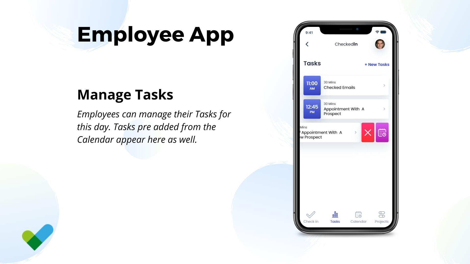 Remote Work tracking app in Flutter - 7