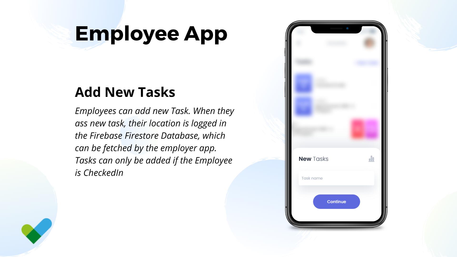 Remote Work tracking app in Flutter - 8