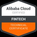 AlibabaCloudFinTechTechnicalCertificate