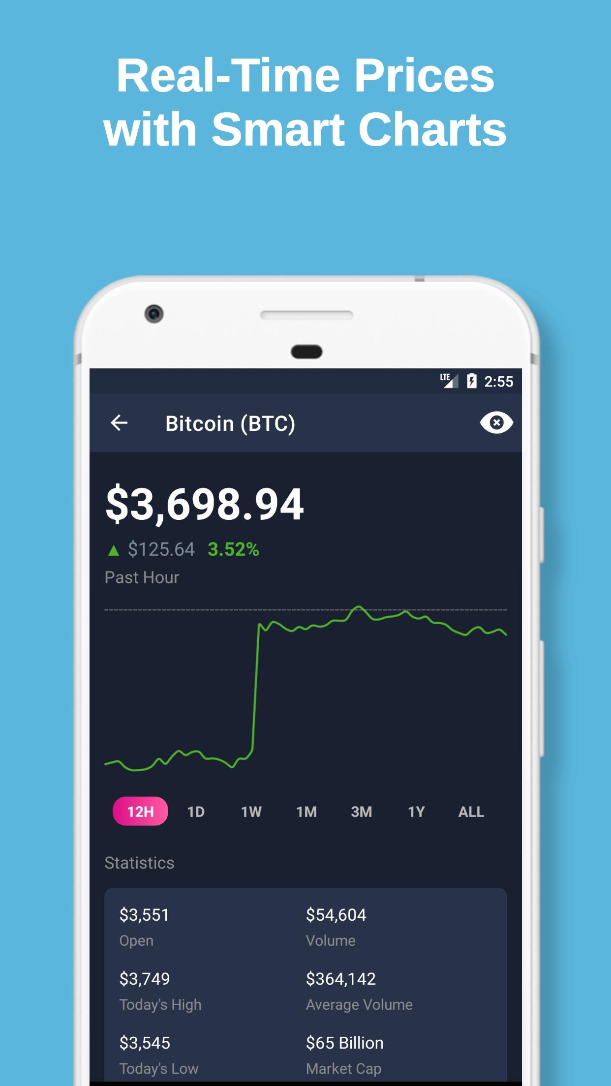 aplicație android criptomonedă github)