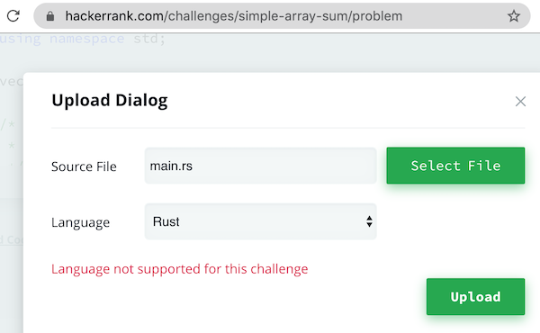 hackerrank more like failrank