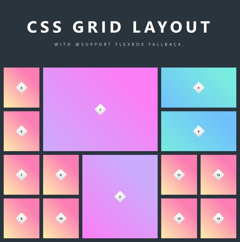 GitHub - primalivet/css-grid-layout-demo: Demo of CSS Grid