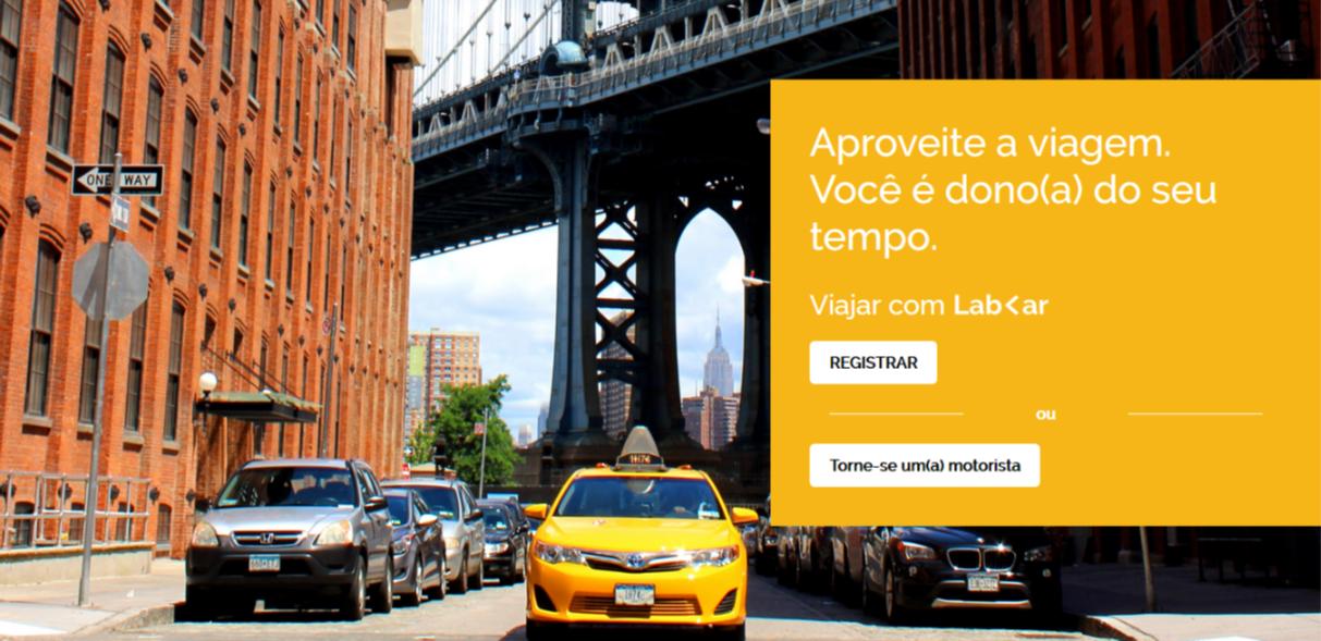 LabCar - site responsivo