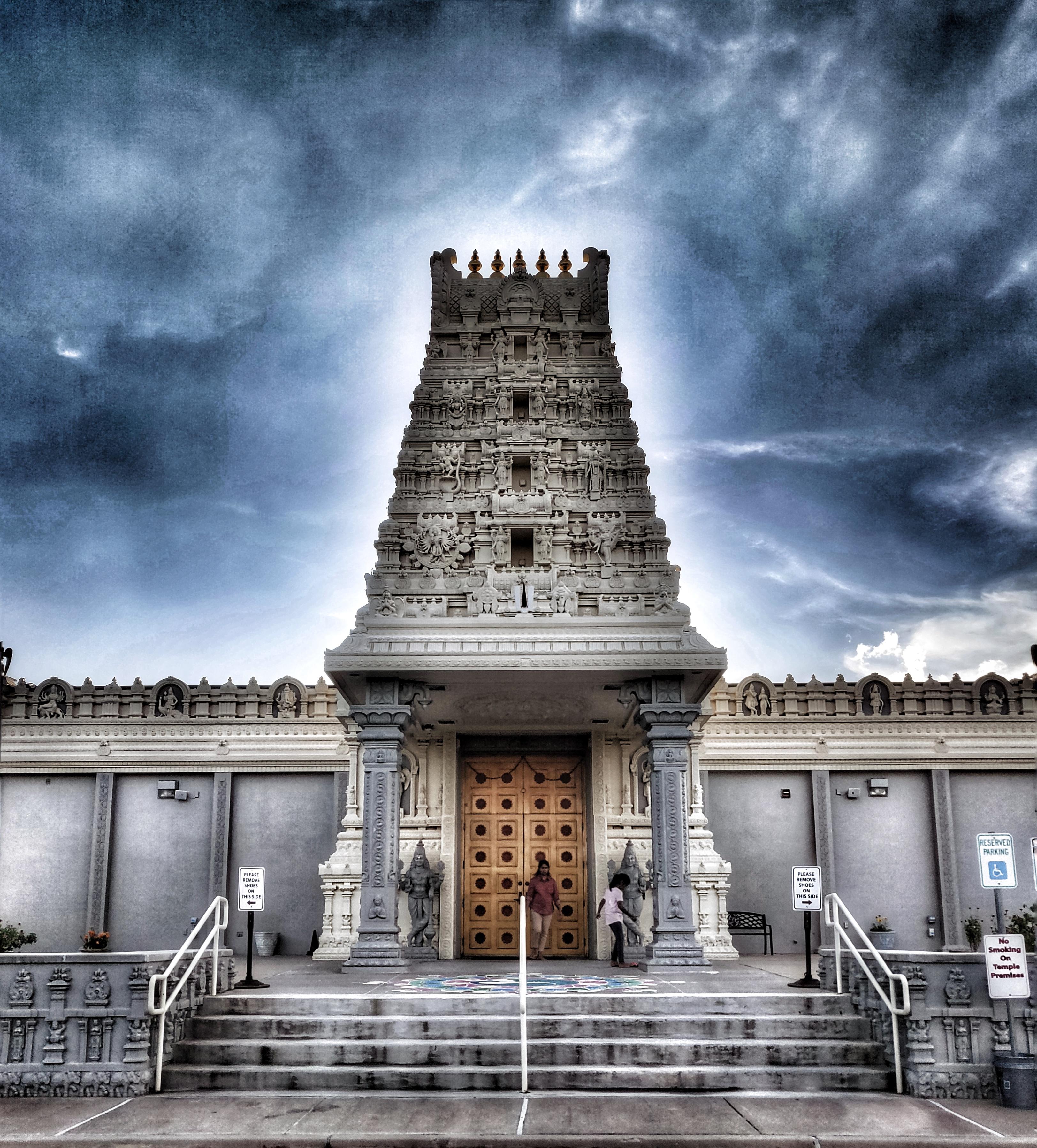 Hindu Temple Oklahoma