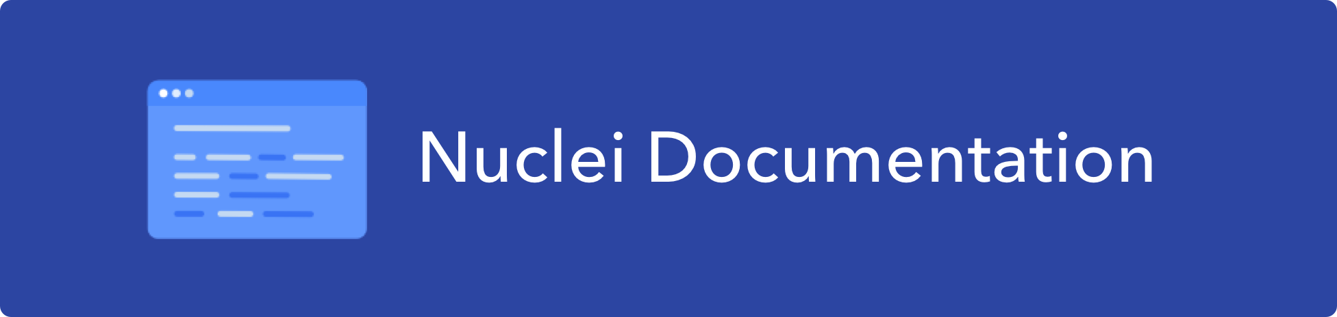 Check Nuclei Documentation