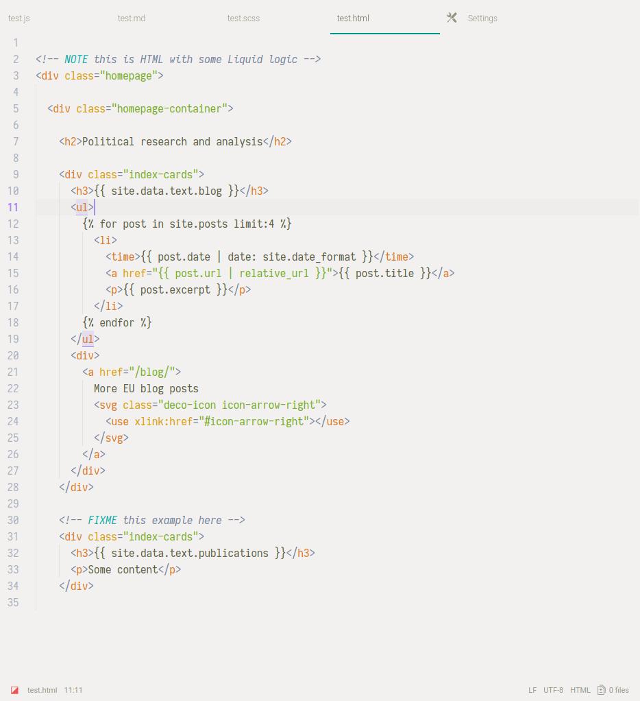 fortuna light screenshot html