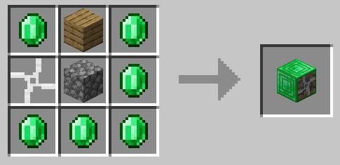 Emerald fan