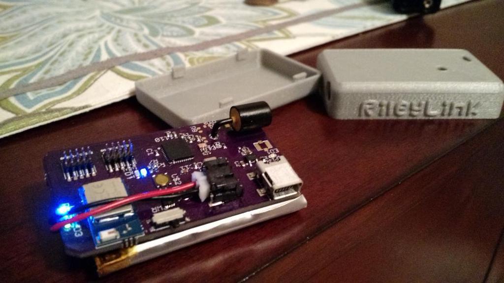 RileyLink Hardware