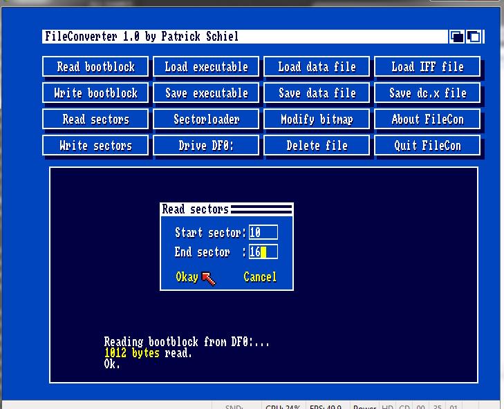 Fileconv screenshot 2