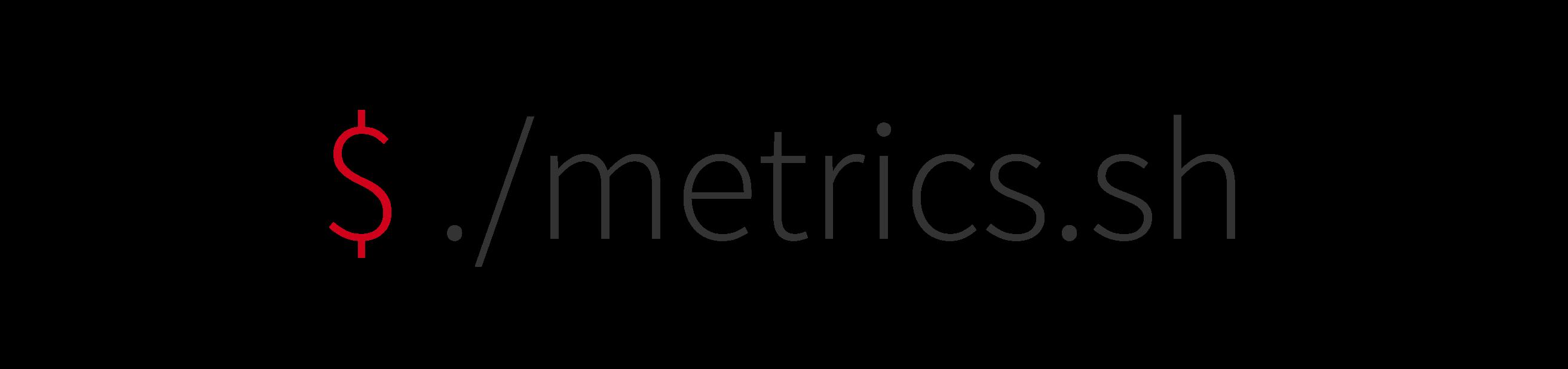 metrics.sh