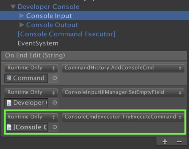 developer-console-prefab