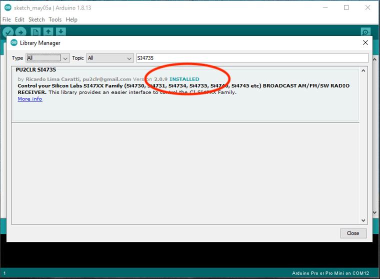 Firmware Update 03