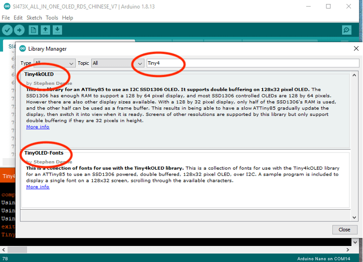 Firmware Update 04