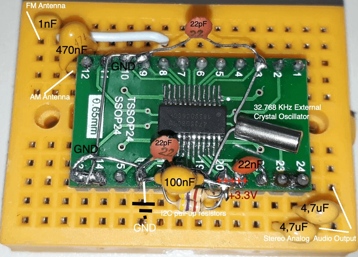Mini Protoboard 01