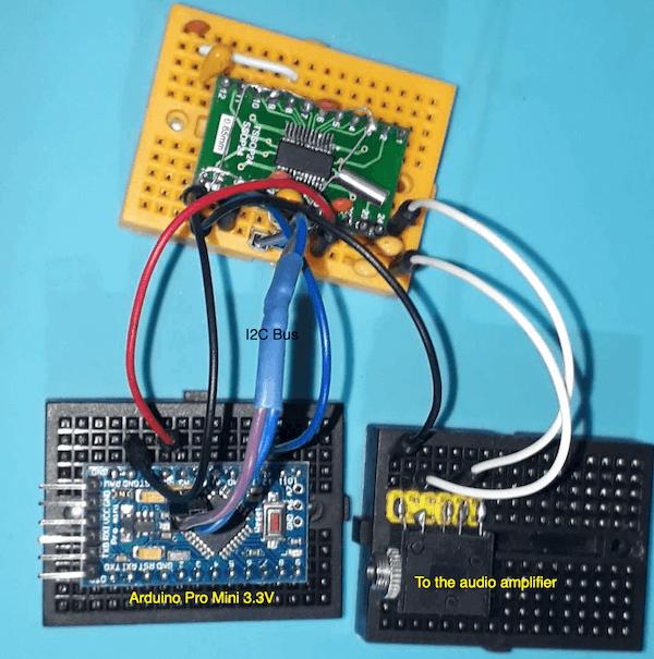 Mini Protoboard 02