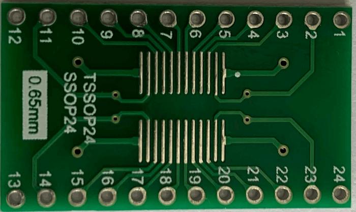 Adatper for Si4735