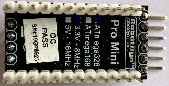 Arduino Pro Mini 02