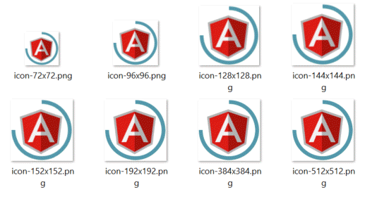 PWA icons