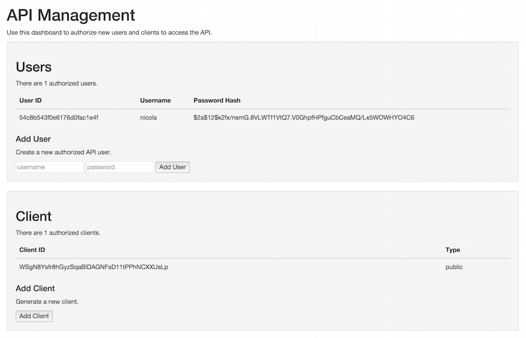 GitHub - pyeve/flask-sentinel: OAuth2 Server bundled as a Flask