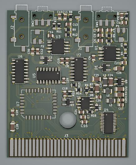 PCB v0