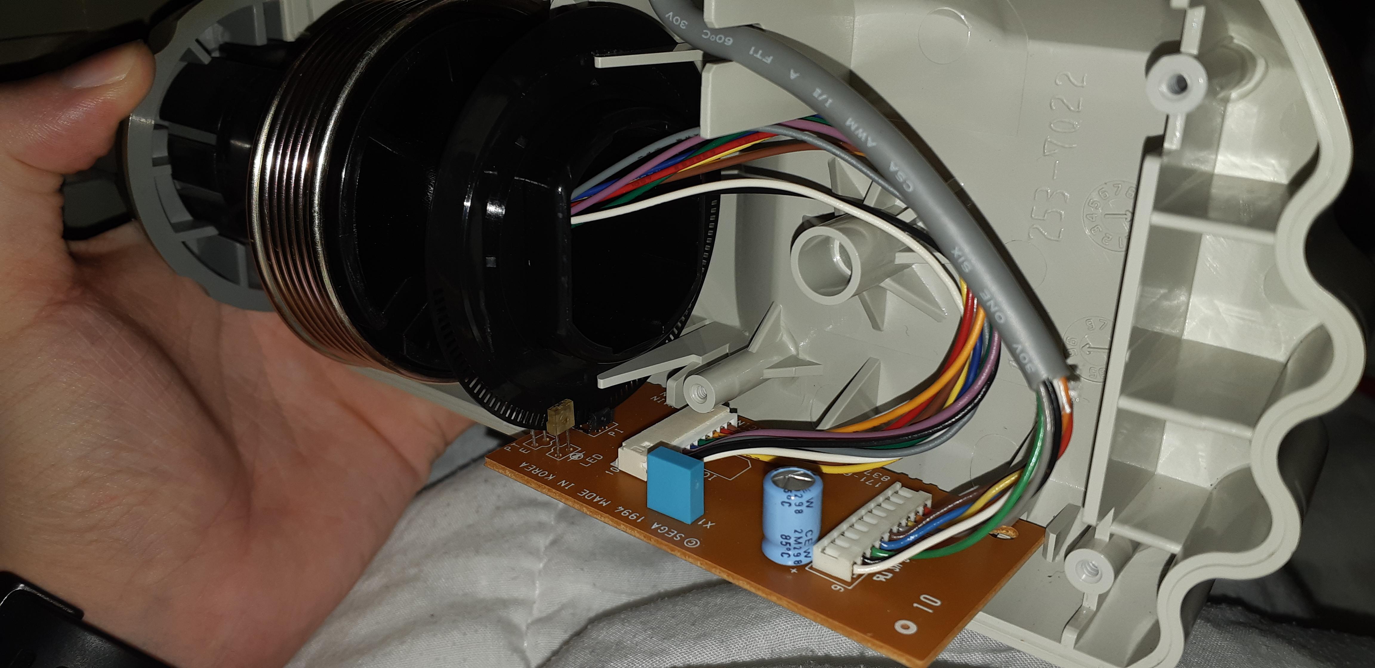 saturn controller pcb 1