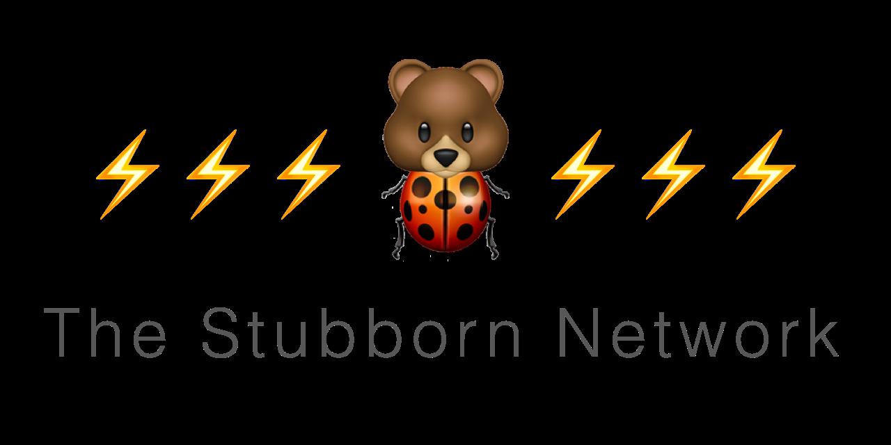 The Stubborn Network Logo
