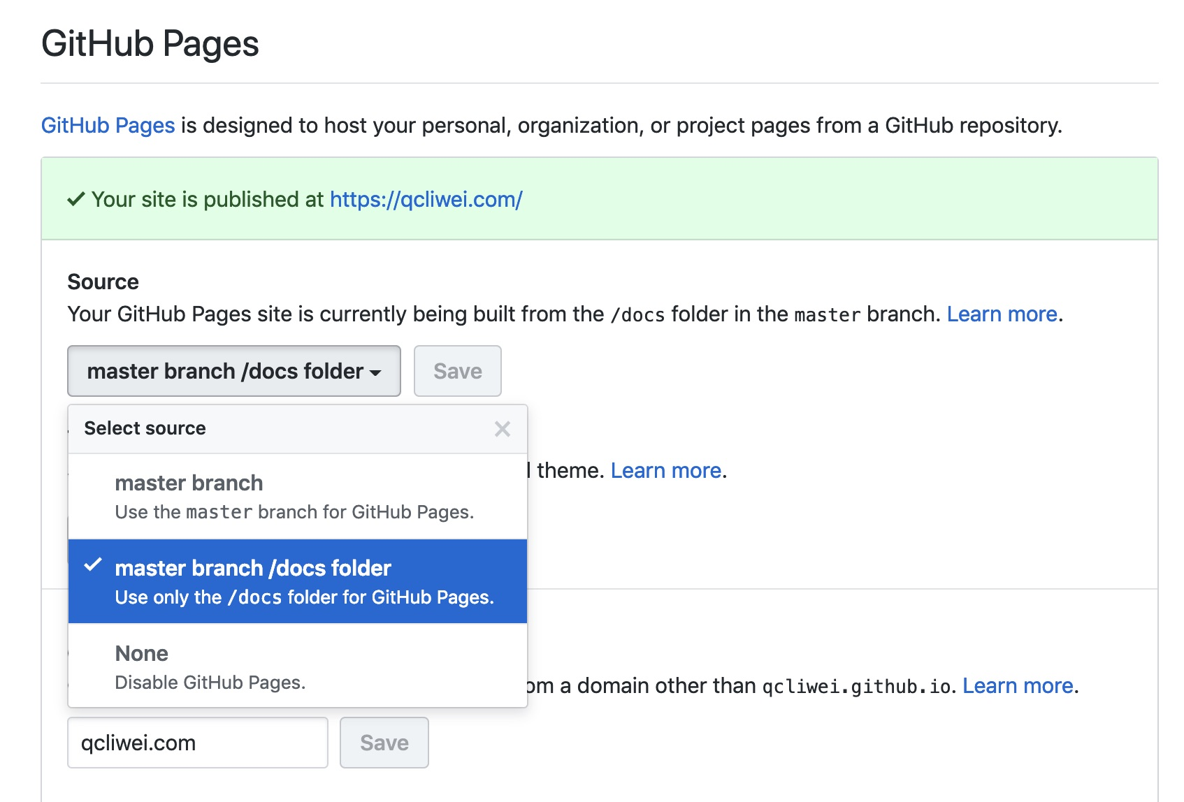 githubpages