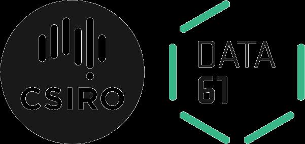 CSIRO's Data61 Logo