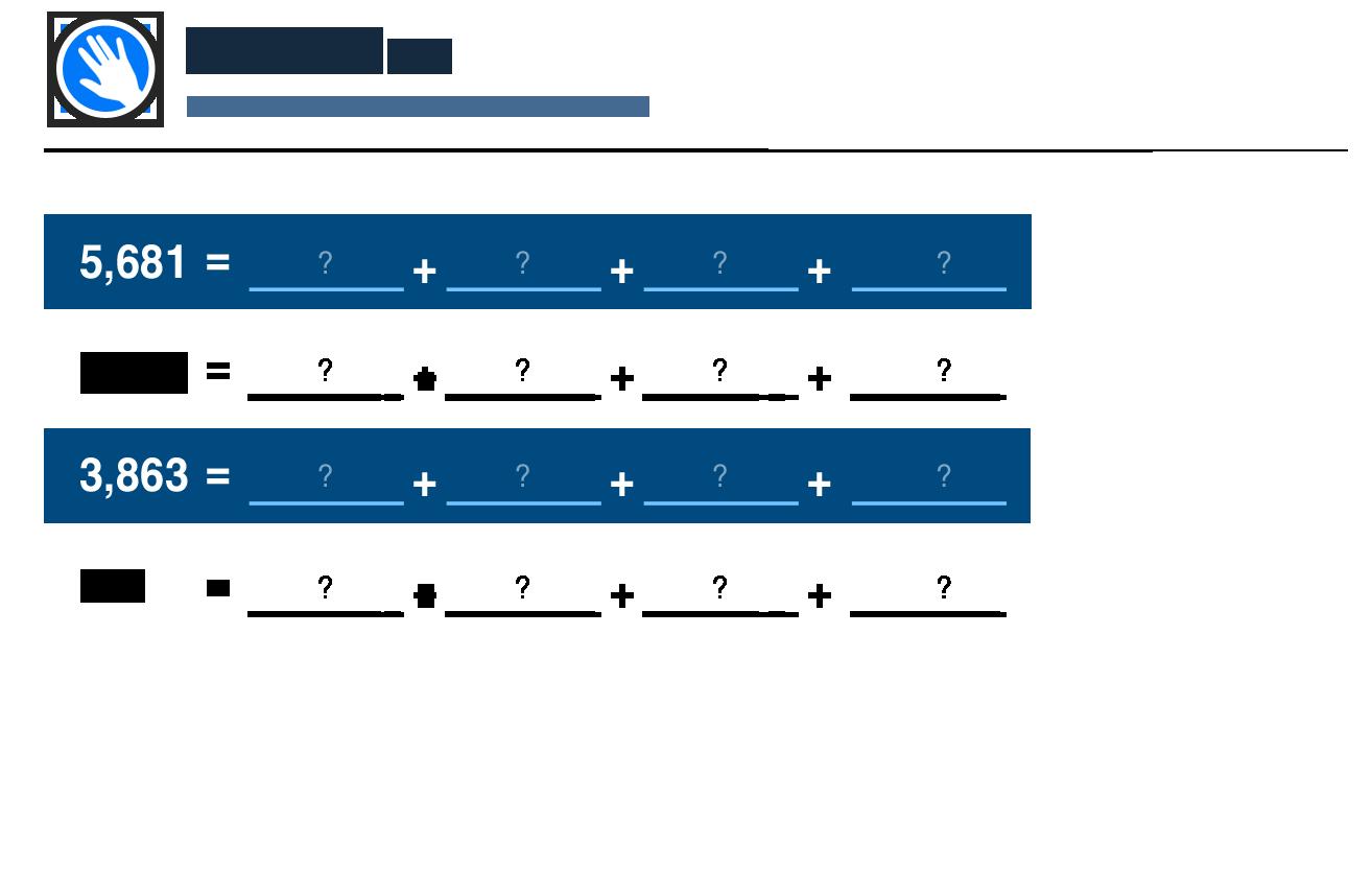 expanded form of 8000  Expanded Form · Expanded Form