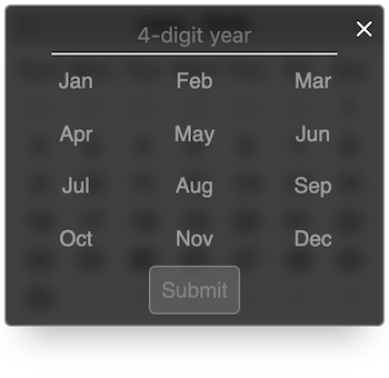 js-datepicker - npm