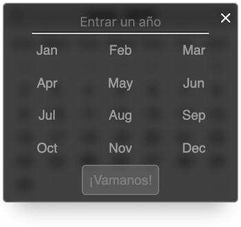 Custom overlay placeholder screenshot