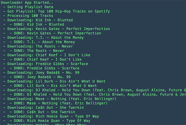 Spotify ripper android apk