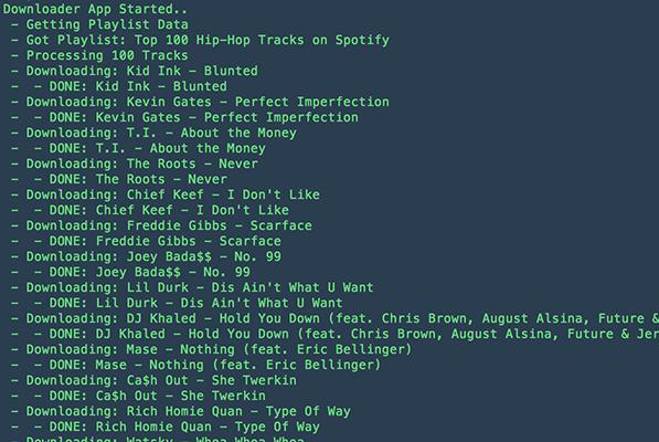 Download Spotify Playlist Mac