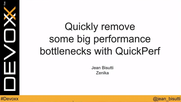 Devoxx Belgium talk