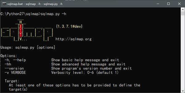 Tor-IP-Changer实现Sqlmap自动切换代理IP