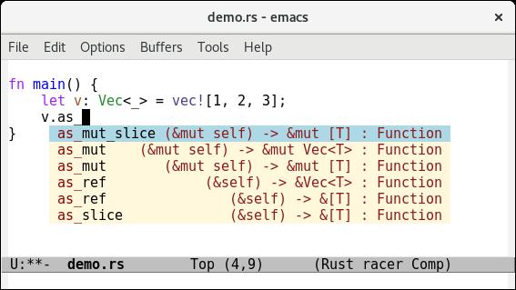 racer completion screenshot